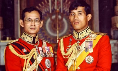 The coronation of King Maha Vajiralongkorn Bodindradebayavarangkun | The Thaiger