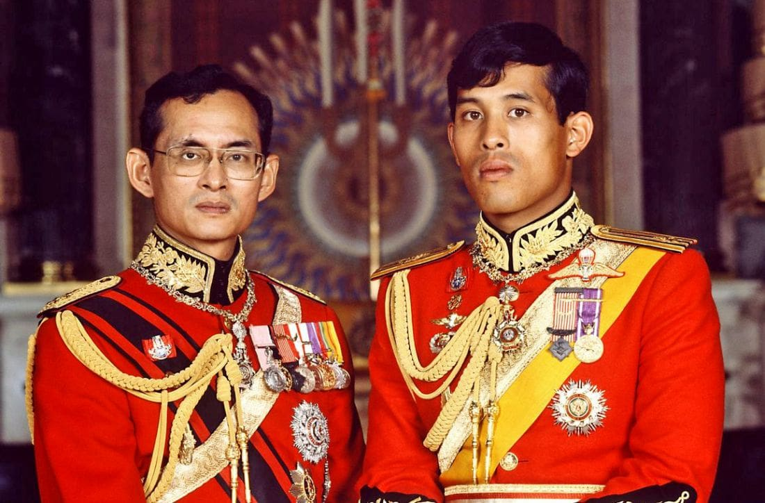 The coronation of King Maha Vajiralongkorn Bodindradebayavarangkun | Thaiger
