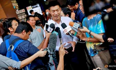 Thanathorn says he's confident he won't be penalised by the EC | The Thaiger