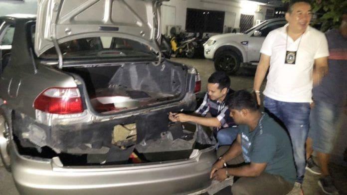 ตำรวจหาดใหญ่รวบหนุ่มมาเล รับจ้างขนกัญชาข้ามชาติ ของกลางกว่า 60 กิโล | News by The Thaiger
