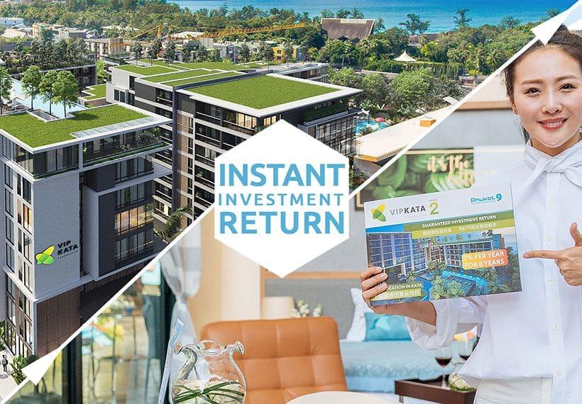Buyback Option at VIP KATA Condominium by Phuket9   News by Thaiger