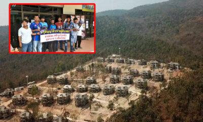 ผู้รับเหมาโวย สร้างบ้านศาลอุทธรณ์ภาค 5 (บ้านป่าแหว่ง) ยังไม่ได้ค่าจ้างรวมหลายล้าน | The Thaiger