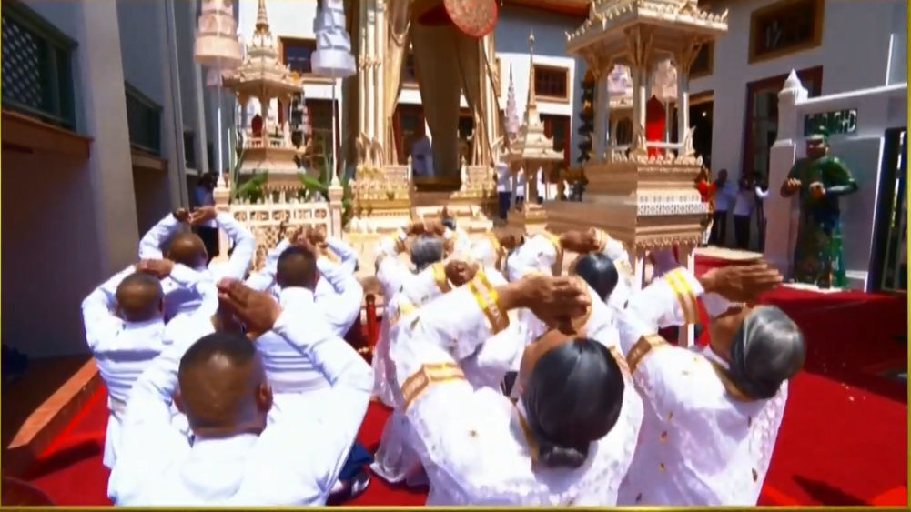 Royal Coronation - Saturday morning's ceremonies - PHOTOS | News by Thaiger