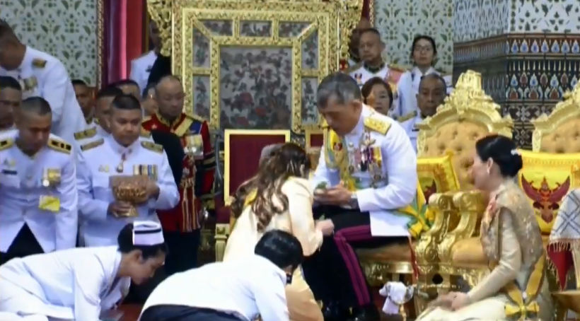 HM The King confers new royal titles on his family - PHOTOS | News by The Thaiger