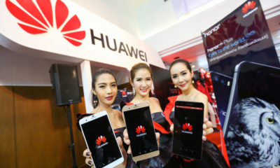 Huawei grows 41%, Apple tanks in China   The Thaiger
