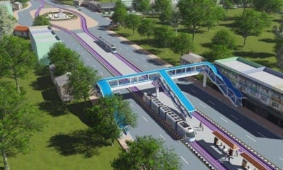 Phuket light rail project blows out another two billion baht | The Thaiger