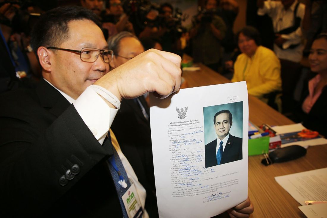 Thailand's pro-army party hopes to seal deal with Democrats and Bhumjaithai today | The Thaiger