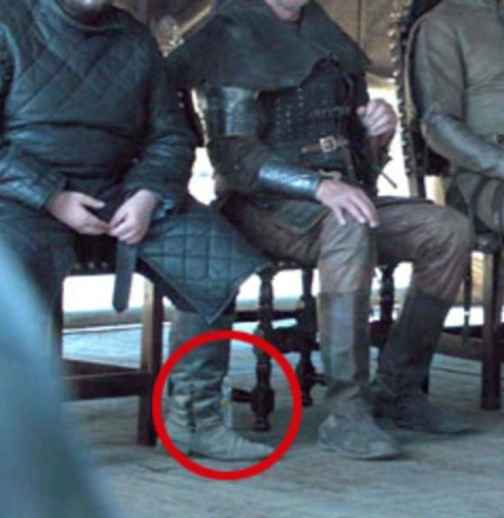 Game of Thrones: Thirsty actors leave water bottle in shot | The Thaiger