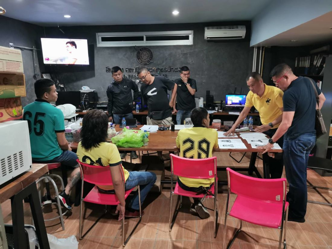 Suspect charged with murder after stabbing in Patong restaurant   News by Thaiger