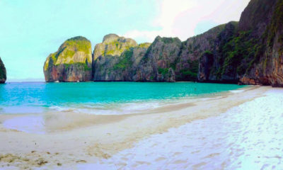 Booking in advance, standardised tours, limited numbers – Maya Bay's tourism future | The Thaiger