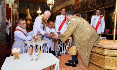 HM The King acknowledges the passing of General Prem | The Thaiger