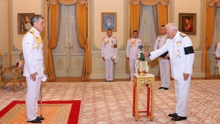 HM The King acknowledges the passing of General Prem | News by The Thaiger
