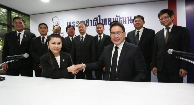 Another week of negotiations and still no clear coalition emerges | The Thaiger