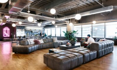 WeWork opens up in Bangkok. What is WeWork? | The Thaiger