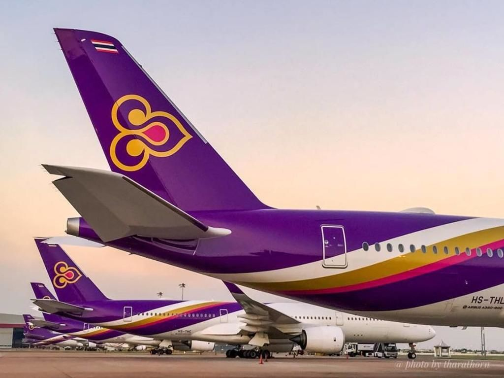 Thai Airways celebrates 59 years of operations   The Thaiger
