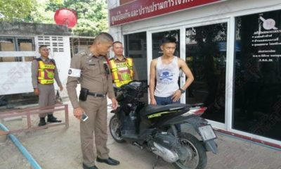 Burmese man arrested for doing stunts on his Honda around Chiang Mai roads – VIDEO | The Thaiger