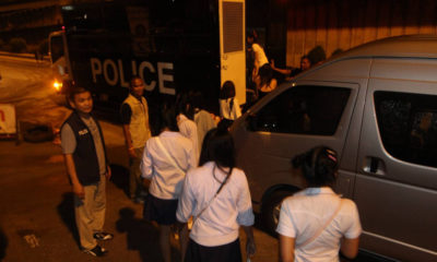 120 party-goers arrested in drugs raid on illegal pub | The Thaiger