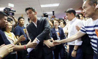 Thanathorn forced to sit out Parliament opening today amid media share controversy | The Thaiger