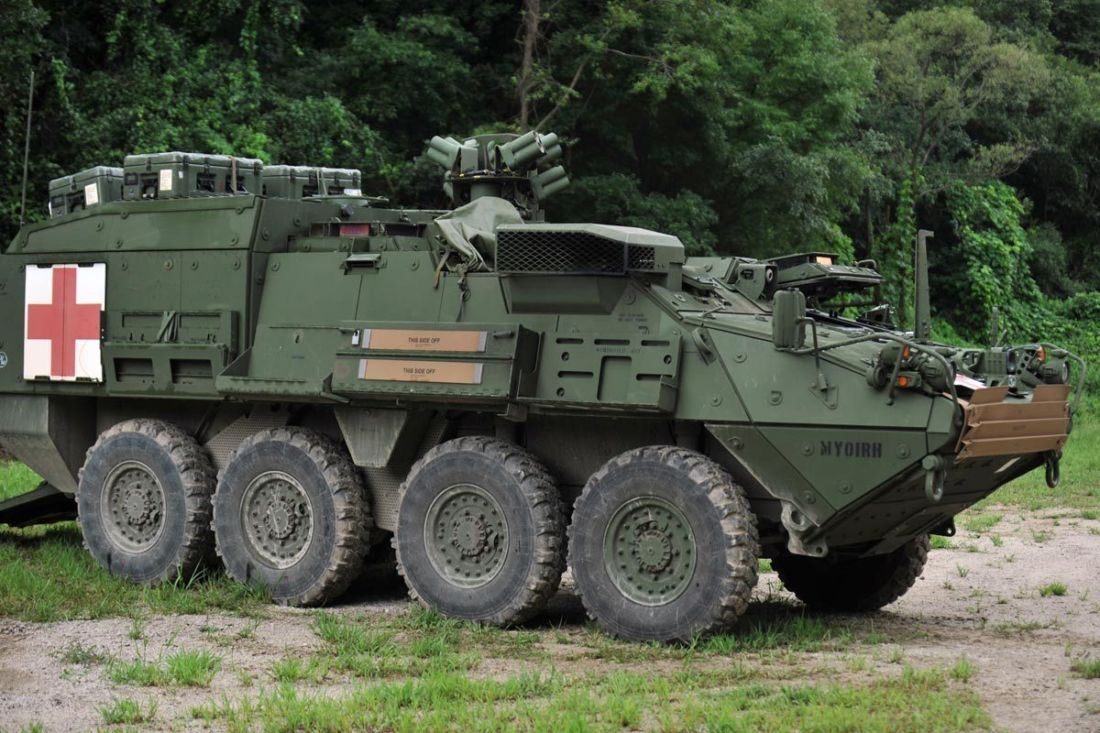 Thailand puts in order for 37 new armoured vehicles from the US | The Thaiger