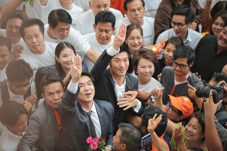 Future Forward's Thanathorn says he's confident he will be endorsed as an MP | News by Thaiger