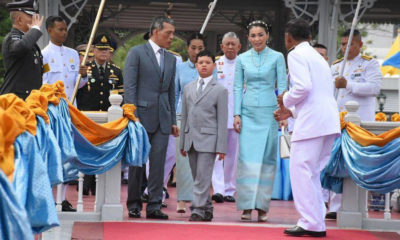 His Majesty marries Suthida and names her Queen, days before coronation | The Thaiger