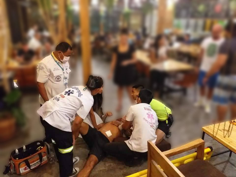 British man injured after stabbing in Wichit, Phuket | News by Thaiger
