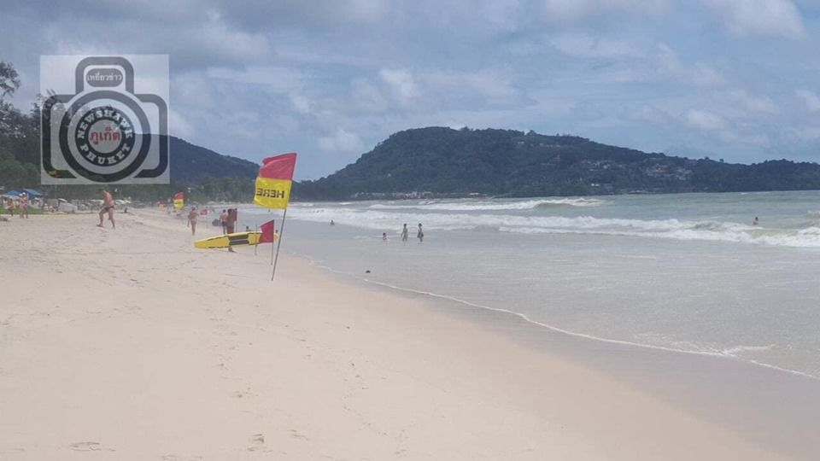 Phuket lifeguard service warning of strong currents along Phuket beaches   News by Thaiger