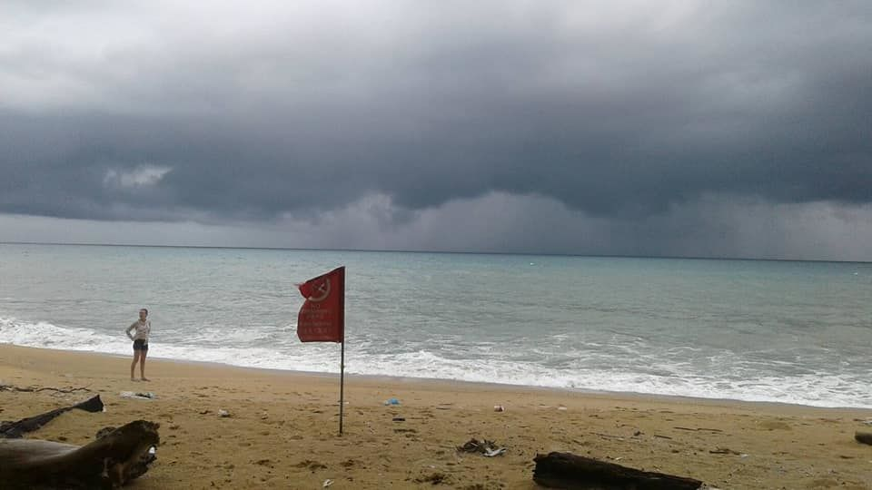 Weather warning issued for Phuket | The Thaiger