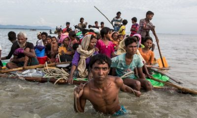 Dozens of Rohingya saved from being trafficked to Malaysia   The Thaiger