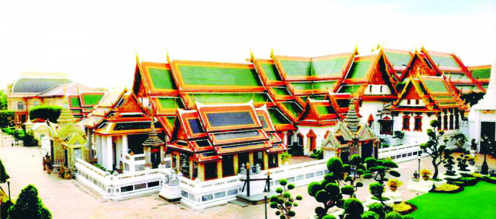 Royal Coronation ceremonies in the inner sanctum of the Grand Palace | News by Thaiger
