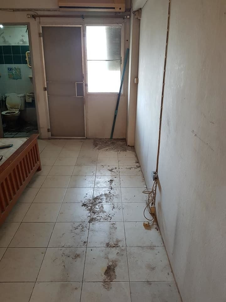 Landlady posts photos of a Bangkok rented apartment after a nine year lease | News by Thaiger