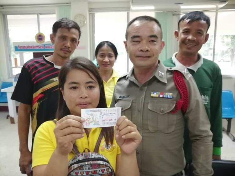รวมพลคน 'ถูกหวย' สลากกินแบ่งรัฐบาล งวดวันที่ 16 พฤษภาคม 2562 | News by The Thaiger