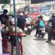 Vendors shuffled off Bangkok footpaths to make way for motorbikes | The Thaiger