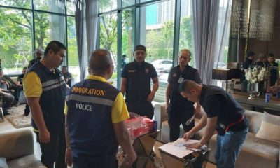 Tourist Police raid the C Ekkamai condo to arrest people running rooms as 'hotel' – Bangkok | The Thaiger
