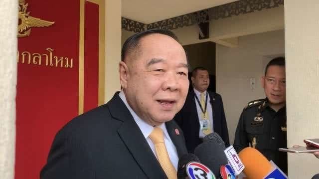 Prawit plays down Senate appointees coming from NCPO and current cabinet | The Thaiger