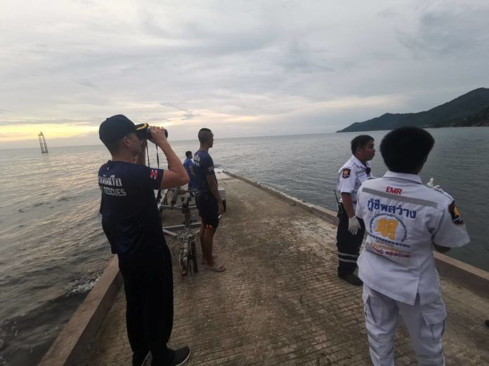 77 year old Swede dies from heart attack on beach in Trat | News by The Thaiger