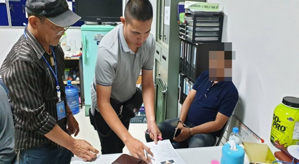 Doctors' son arrested over break-ins around Bangkok and Pattaya | The Thaiger