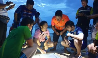 One boy drowns, two two others plucked out of the surf in Phang Nga | The Thaiger