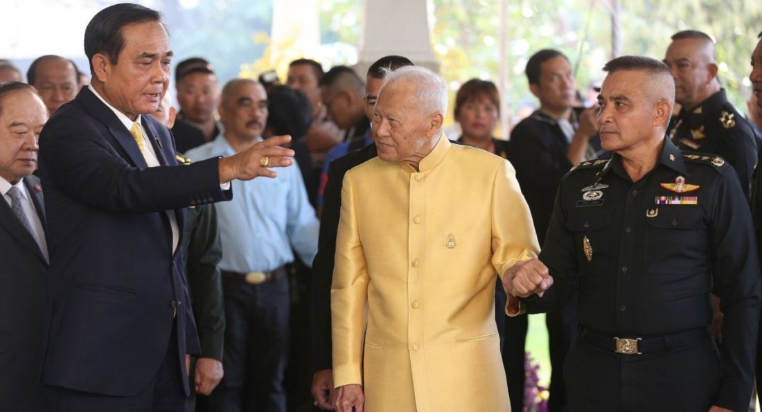 Prem Tinsulanonda dies of heart failure at 98 | News by The Thaiger