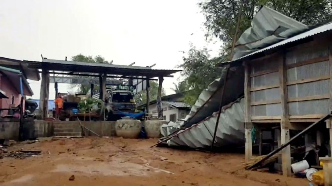Summer storms take their toll on the north-east this year | News by Thaiger