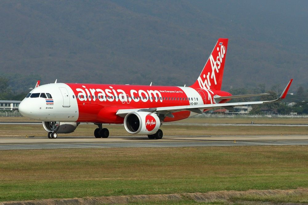 Air Asia resumes flights from Phuket to Jakarta   The Thaiger