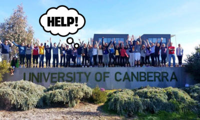 University of Canberra urgently evacuates students after 'gas leak' | The Thaiger