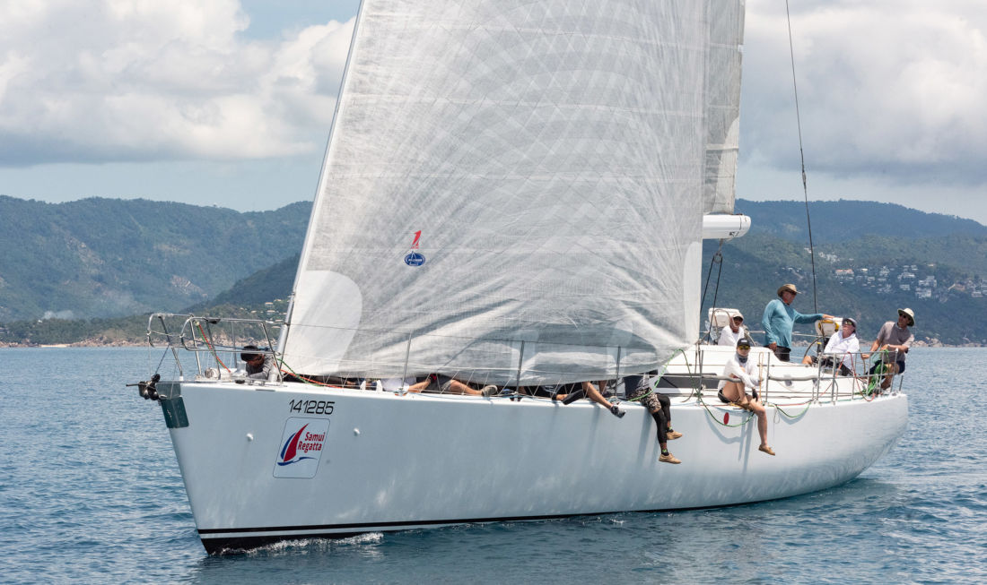 Day 3 of 2019 Samui Regatta, Thailand | News by The Thaiger