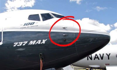 Boeing 737 Max 'sensor' issues flagged 216 times to the US FAA | The Thaiger