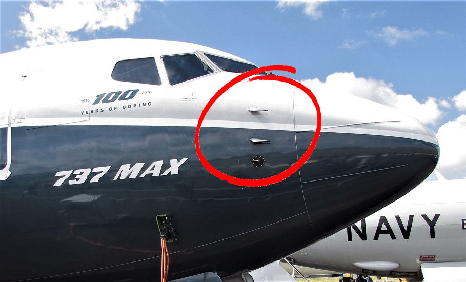 Boeing 737 Max 'sensor' issues flagged 216 times to the US