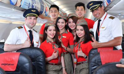 Vietjet reports strong revenue for Q1 2019 | The Thaiger