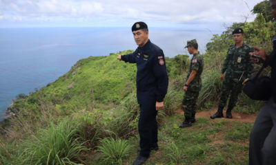 Structures on Nui and Freedom beaches in Phuket to be demolished | The Thaiger