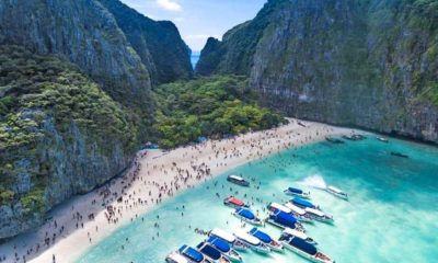 Maya Bay closed for at least another two years | Thaiger