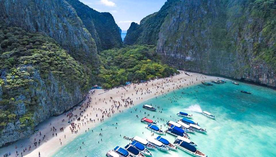 Maya Bay closed for at least another two years | The Thaiger