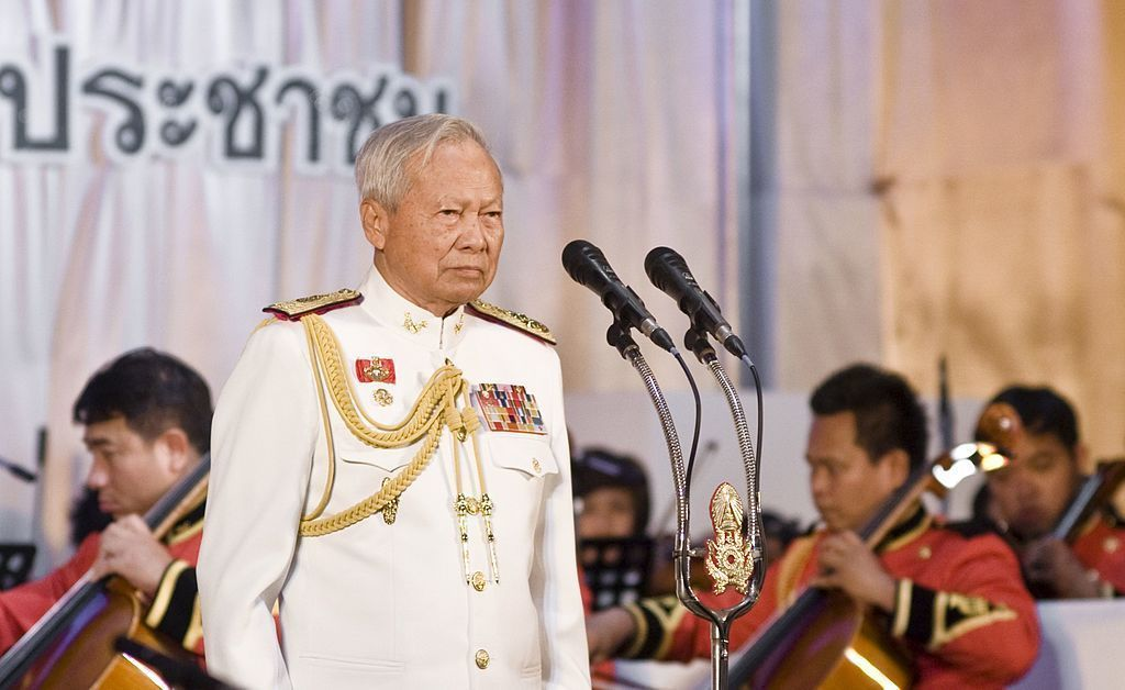 Prem Tinsulanonda dies of heart failure at 98 | The Thaiger